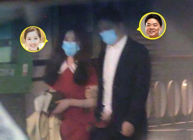 《【摩臣注册平台】刘强东章泽天罕见合体!