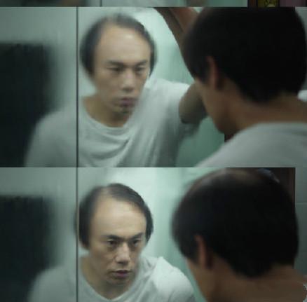 《【摩臣代理平台】秦昊回应新戏角色秃头:谢谢关心 发际线尚好》
