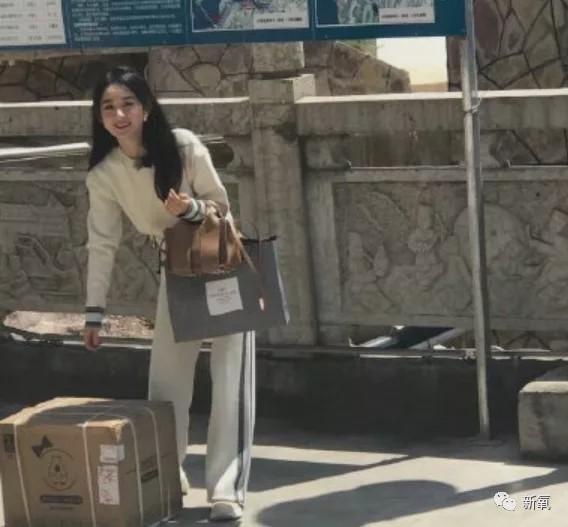 《【摩臣在线平台】赵丽颖生完孩子离奇变美?生图惊艳到炸!》