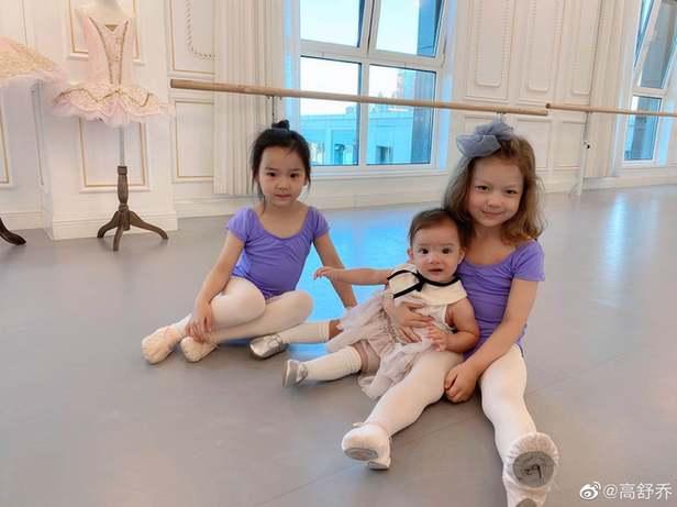 《【摩臣网上平台】娱圈最漂亮小星二代 董璇女儿4岁女儿颜值逆天》