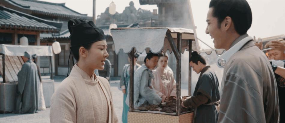 《【摩臣注册平台】《青簪行》杀青 杨紫女扮男装与吴亦凡对戏欢乐多》